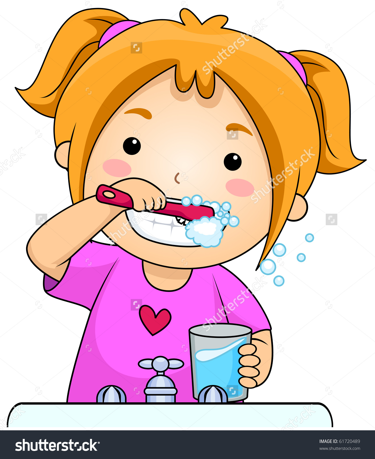 19+ Brush Teeth Clip Art.
