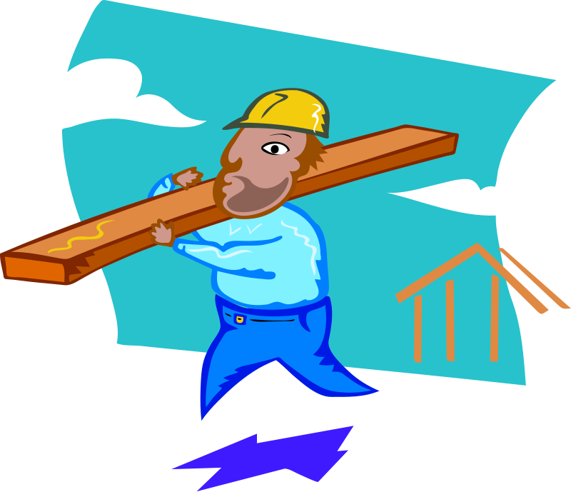 Clipart of How To build free image.