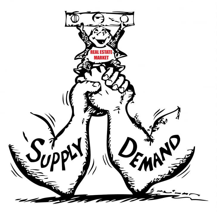 Supply and demand Economics Market, Customer Demand s PNG.