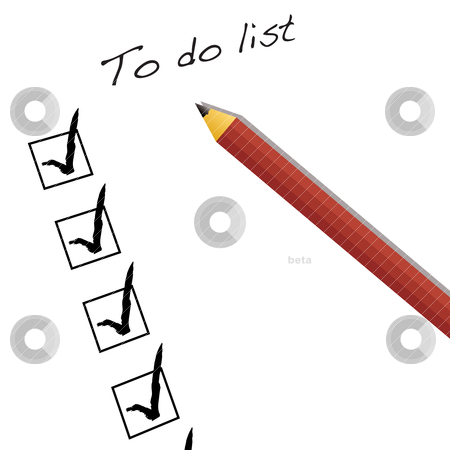 To Do List Clipart Free.