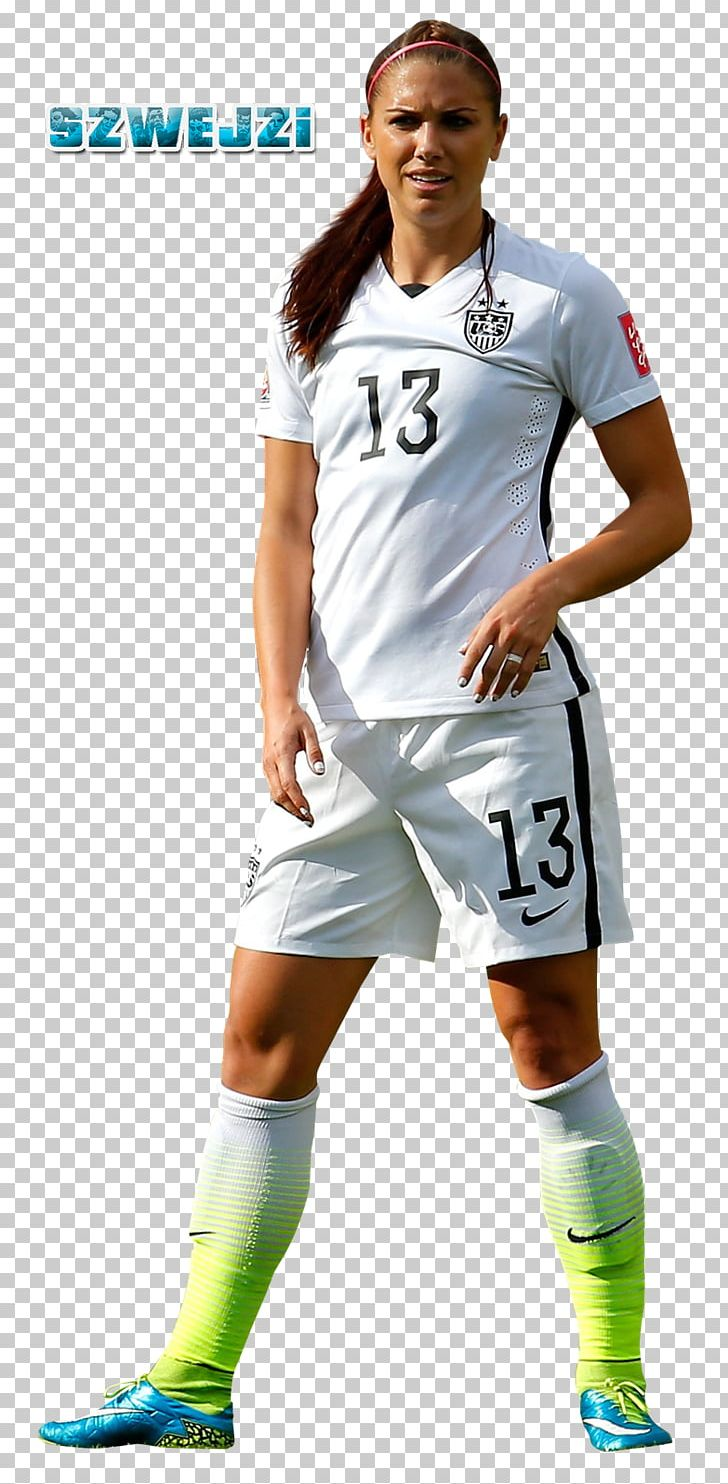 Alex Morgan United States Women\'s National Soccer Team FIFA.