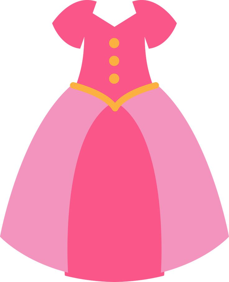 Dress clipart 8 » Clipart Station.