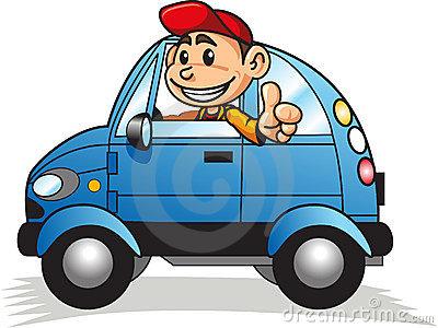 Drive a car clipart 7 » Clipart Station.