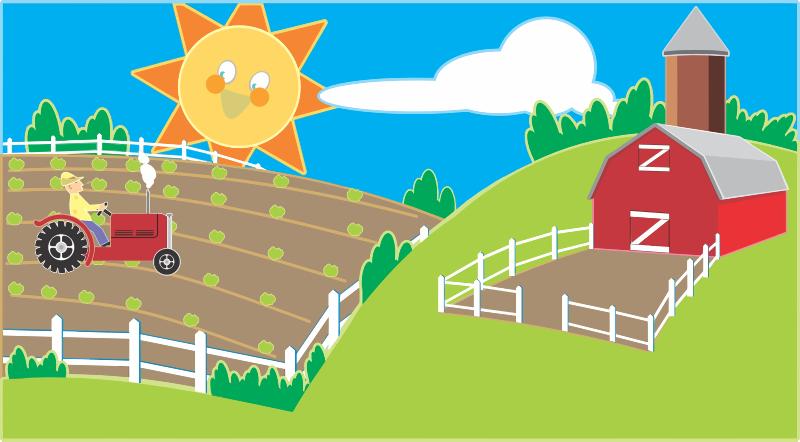 Farm clipart.