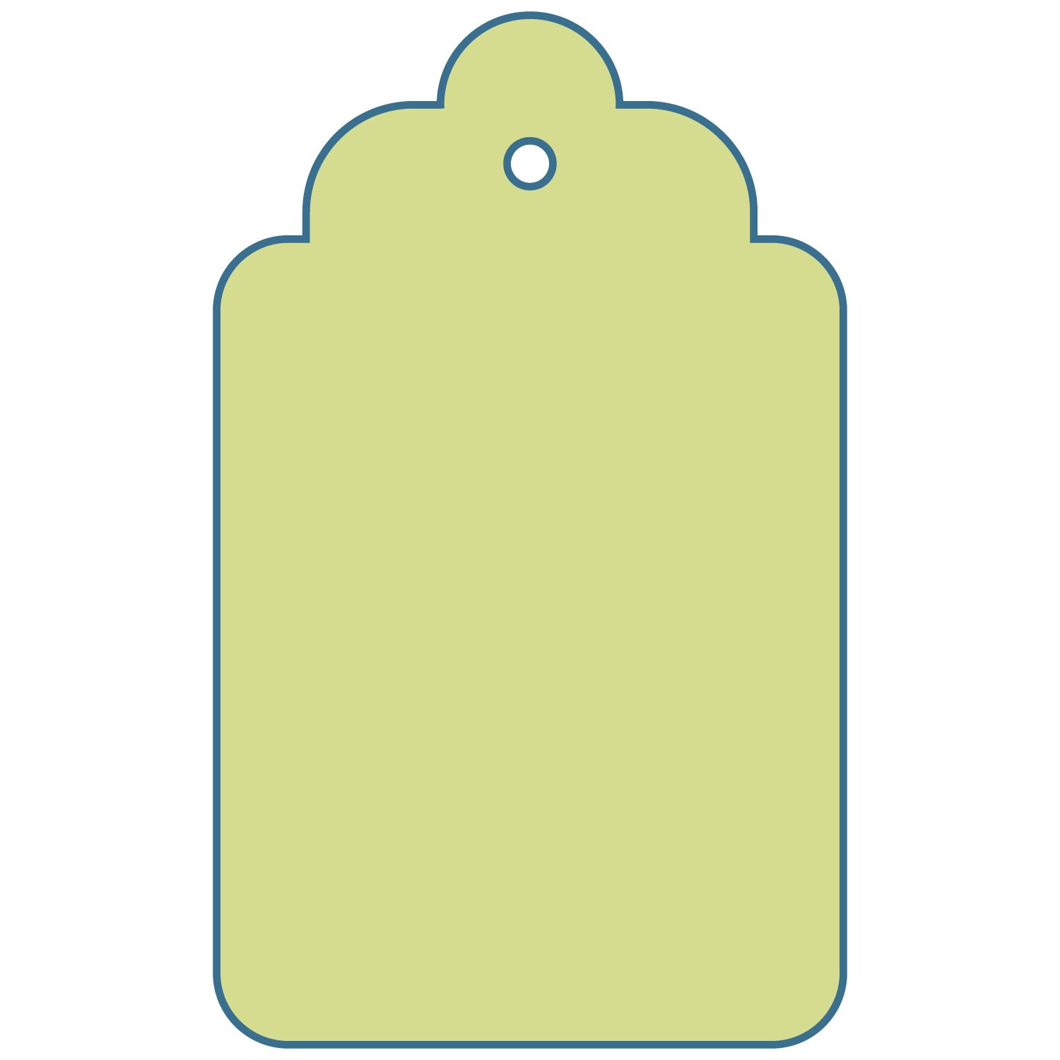Free Gift Tag Outline, Download Free Clip Art, Free Clip Art.