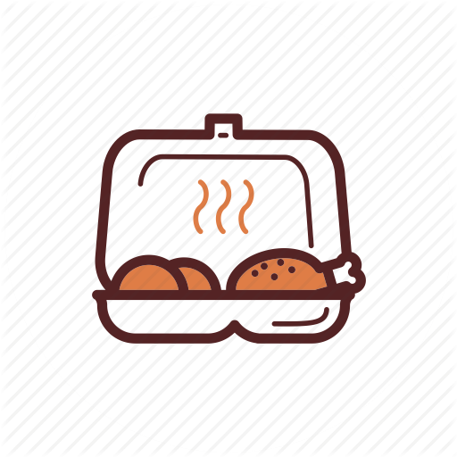 \'Meal icons\' by artefy.