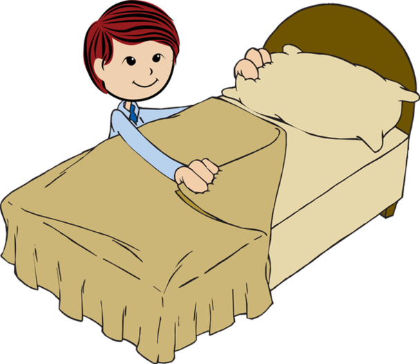 100+ Go To Bed Clipart.