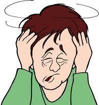 I Have A Headache Clipart.