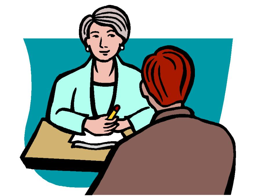 How to Have the Correct Body Language during a Job interview.