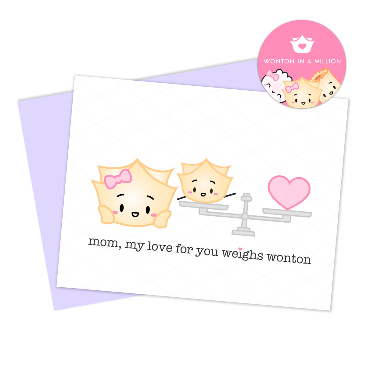 Card For Mom.
