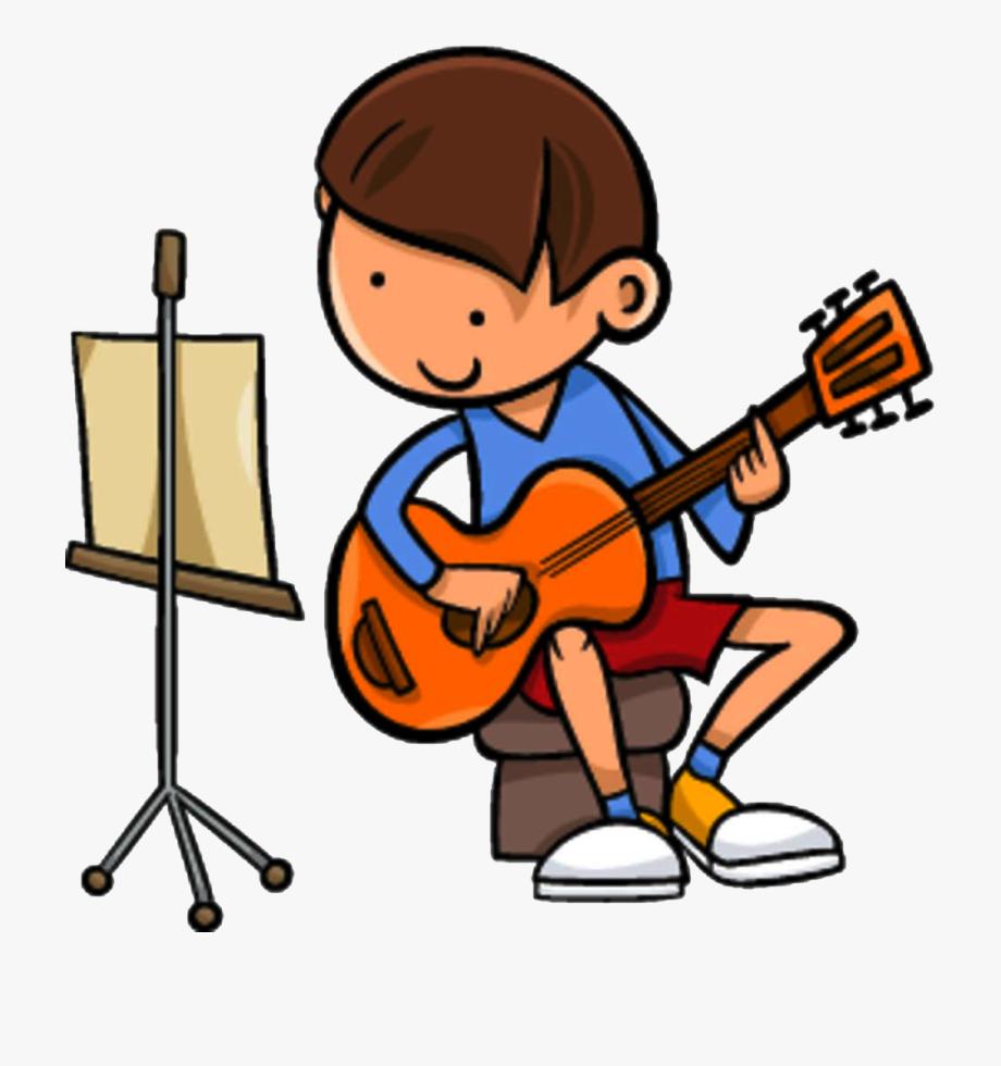Play Guitar Clipart.