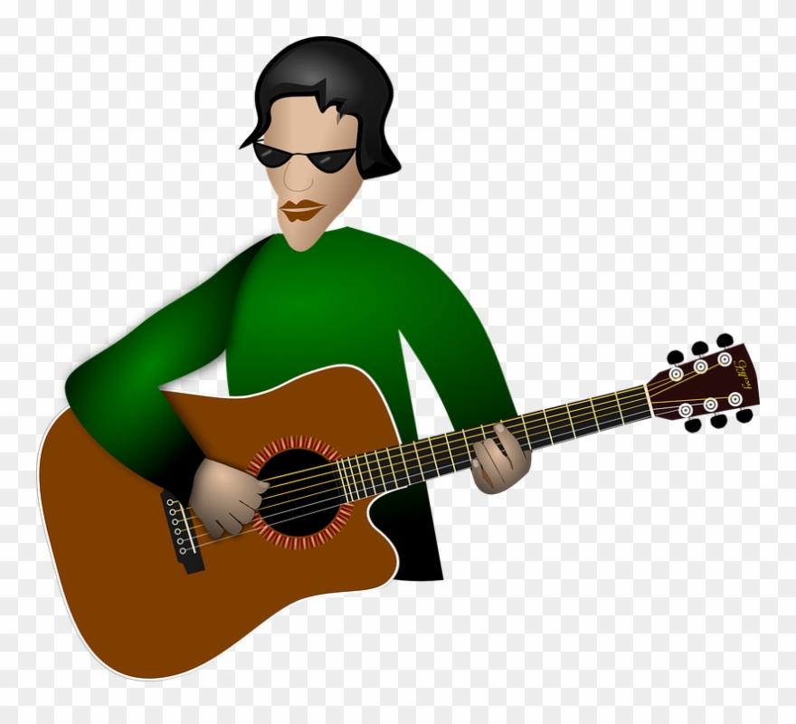 Play Guitar Clip Art.