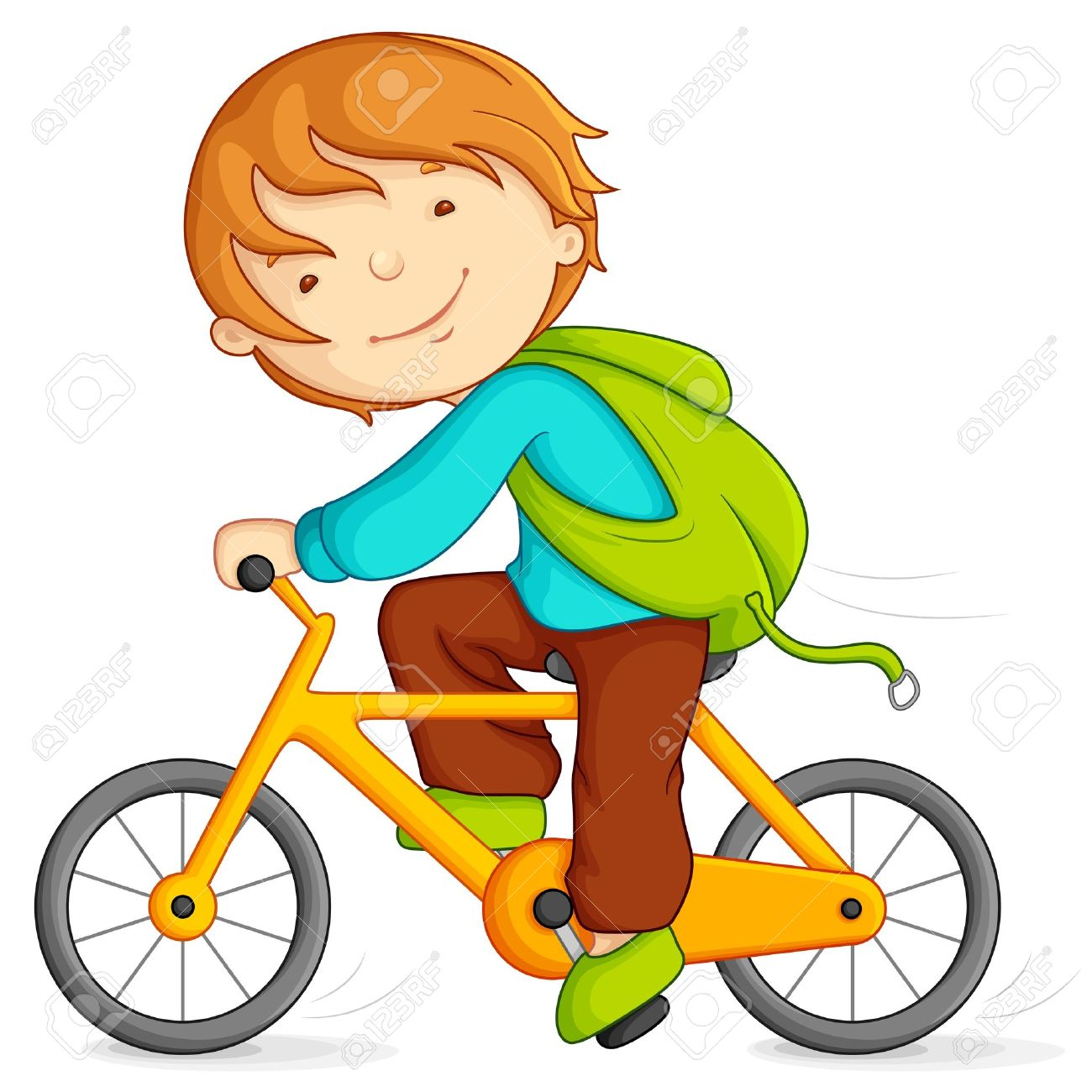 Ride a bike clipart 7 » Clipart Station.