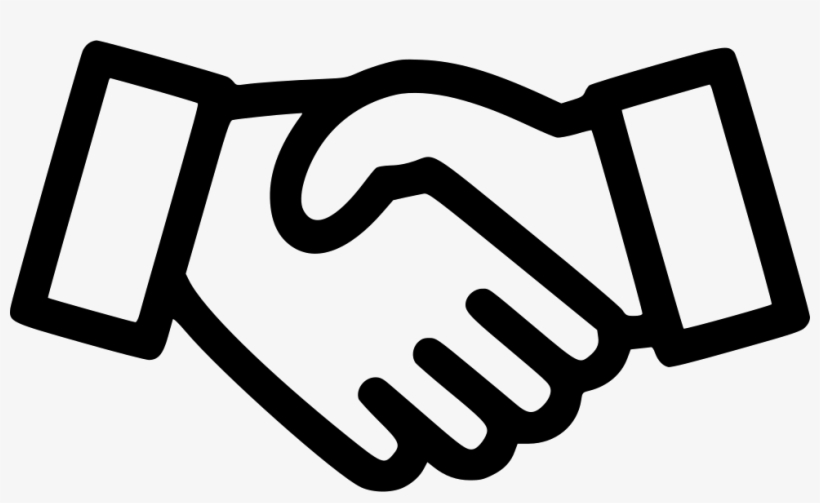 Business Handshake Deal Contract Sign Comments.