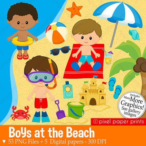17 Best ideas about Beach Clipart on Pinterest.
