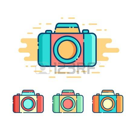 6,360 Color Photograph Stock Vector Illustration And Royalty Free.