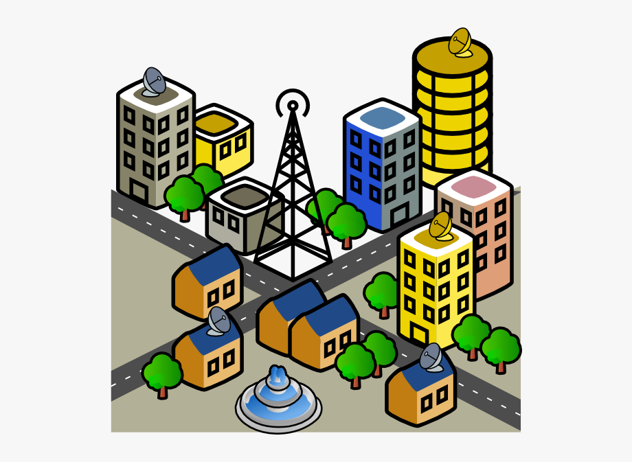 Clip Art City Clipart Free To Use Resource.