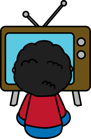 To Watch Tv Clipart.