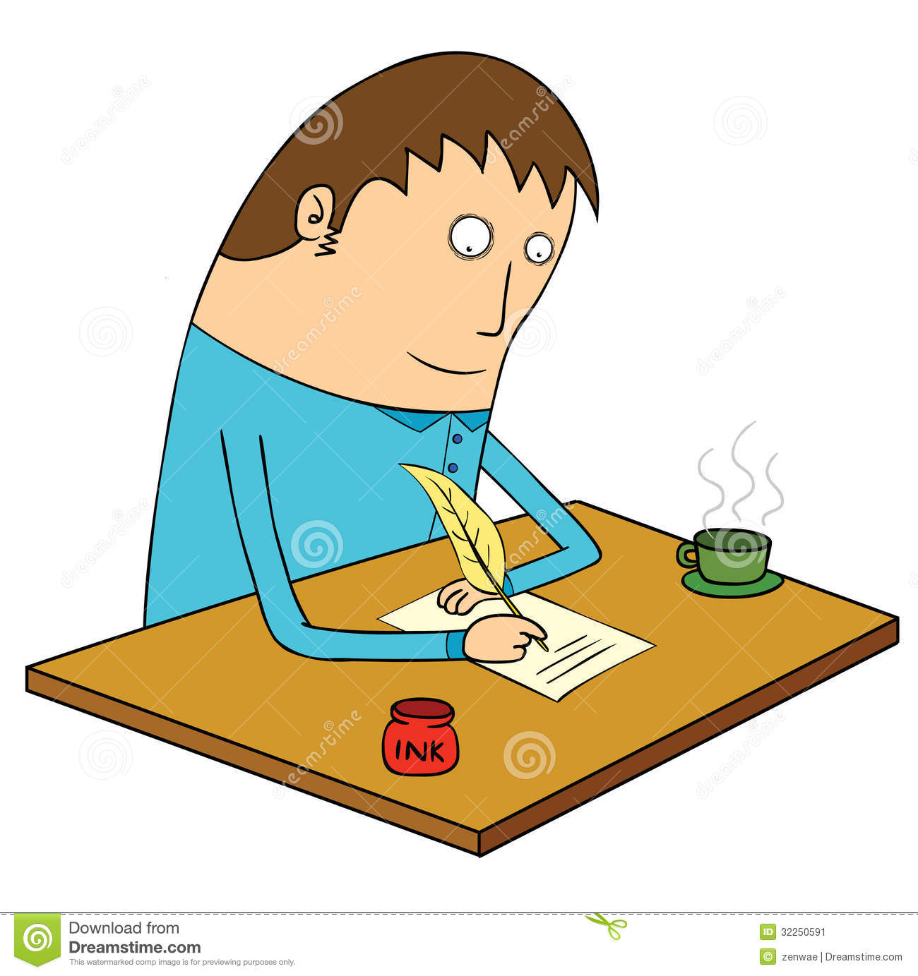 To Write A Letter Clipart  Clipground