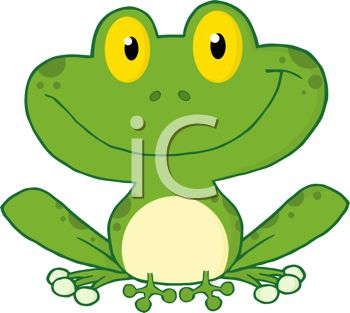 Toad Free Clipart.