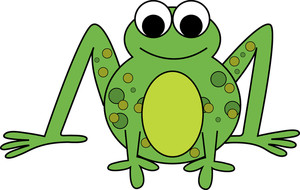 Toad Clip Art Images.