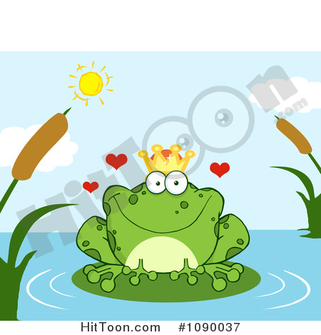 Toad Clipart #1.