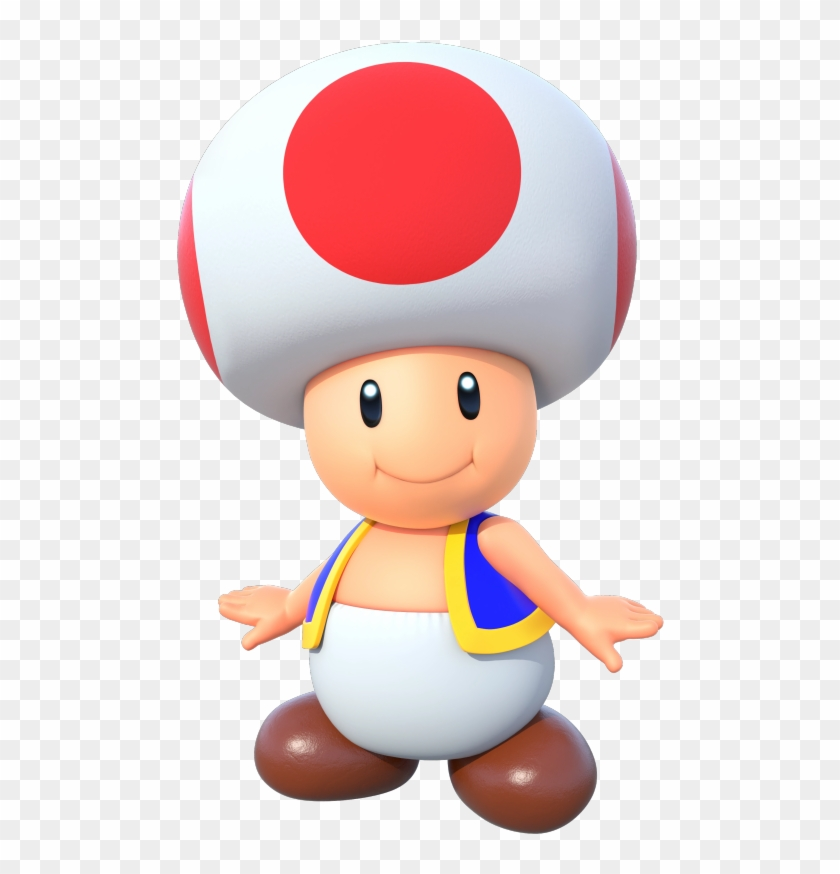 Toad Mario , Png Download.