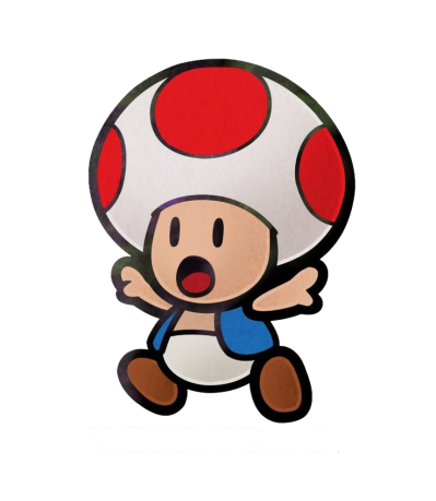 Toad PNG.
