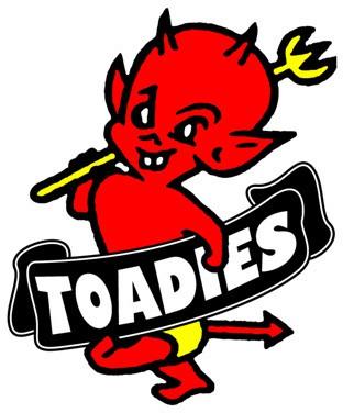 Watch: Toadies.
