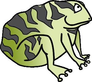 Toad 3 Clip Art at Clker.com.