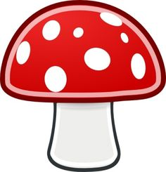 Toadstool clipart 4 » Clipart Station.