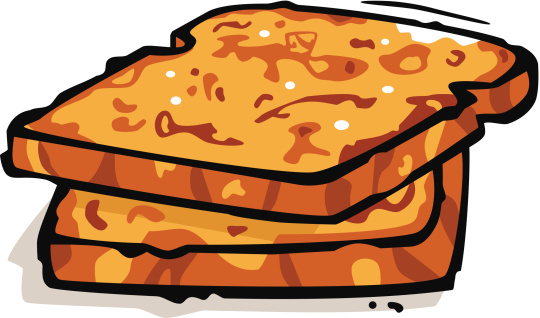 Toast clipart - Clipground