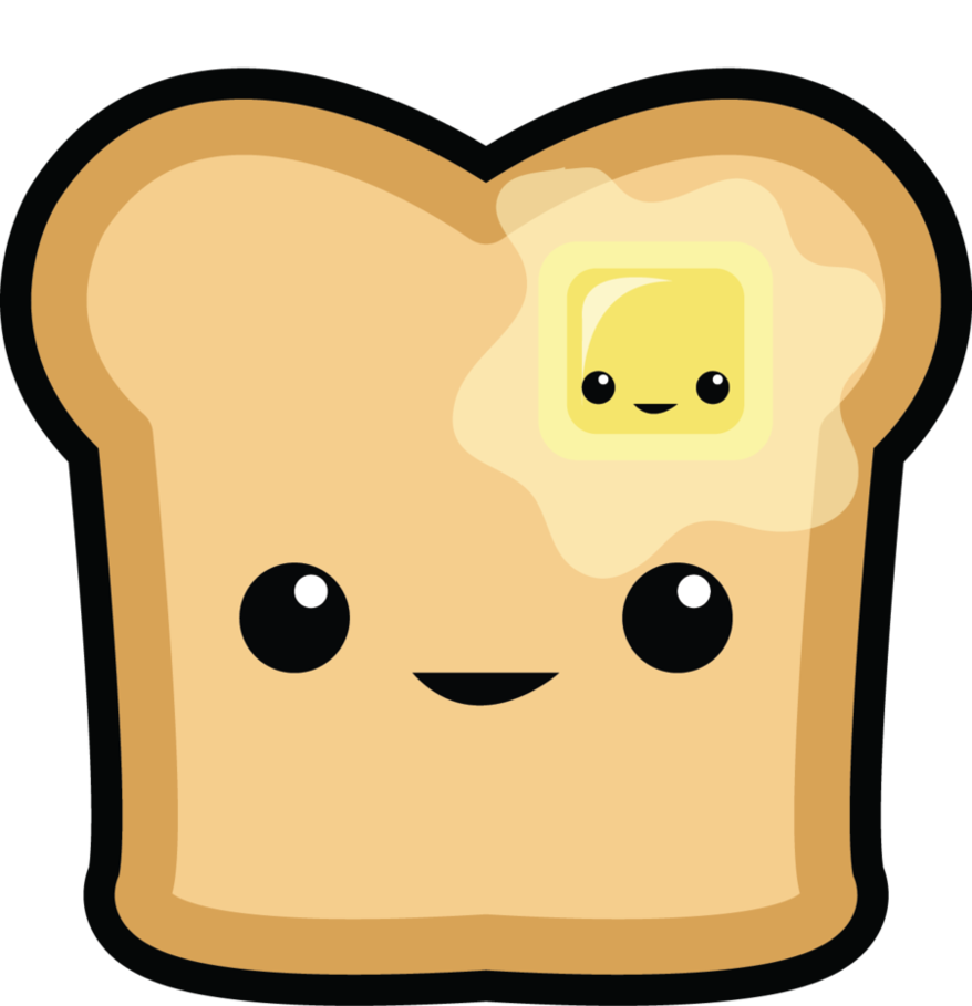 Cartoon toast clipart images gallery for free download.