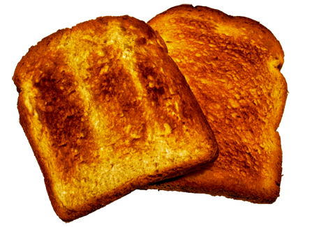 Toast clipart 3 » Clipart Station.