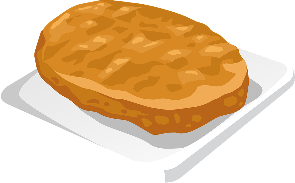 Free vector graphic: Toast, Bread, Peanut Butter, Spread.