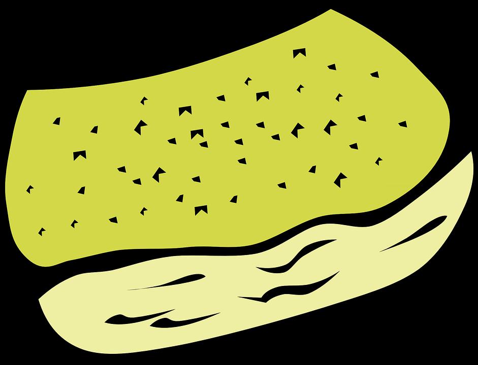 Free vector graphic: Bread, Toast, Garlic, Food, Snack.