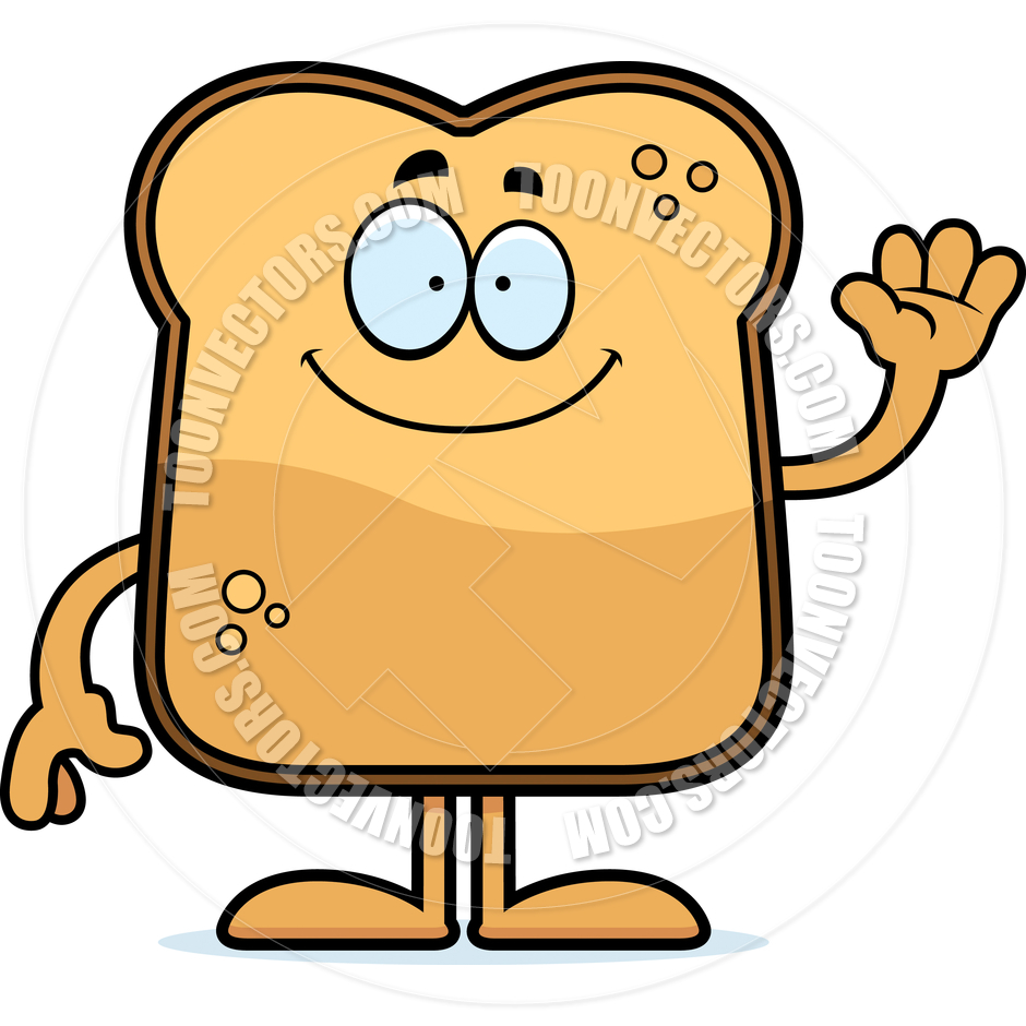 French Toast Clipart.