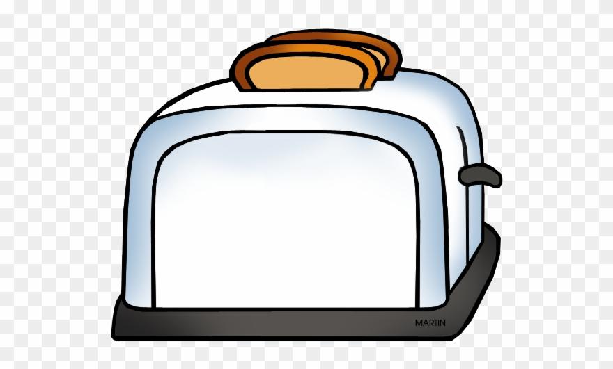 White Toaster Clipart (#3298180).