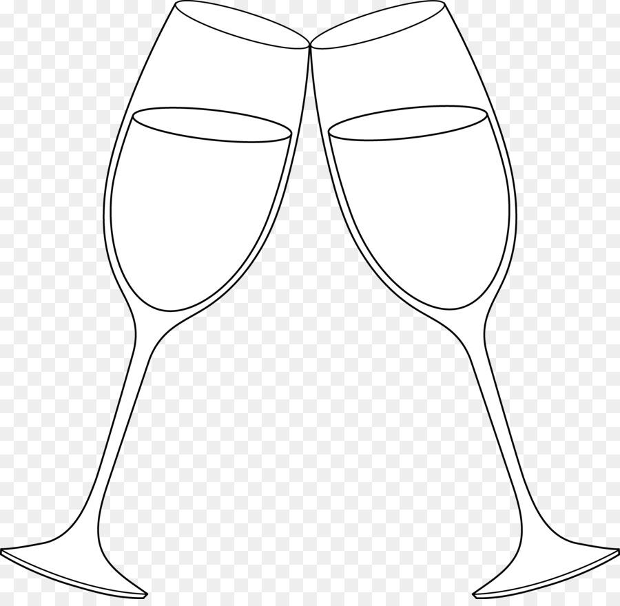 Wine Glass Glasses White Champagne Glass #65762.