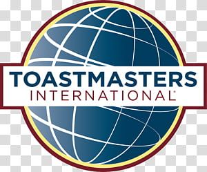 Toastmasters International transparent background PNG.