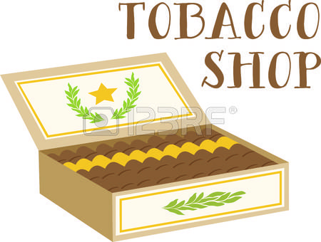 Tobacco Box Stock Vector Illustration And Royalty Free Tobacco Box.