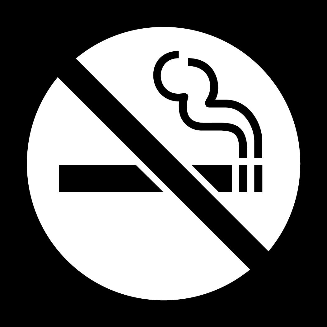 Cigarettes Vector Black And White.