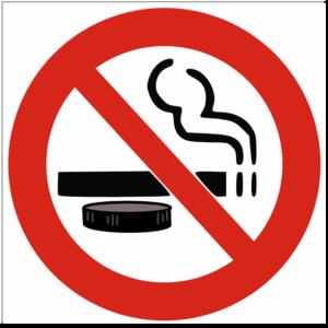 Tobacco Free Clip Art at Clker.com.