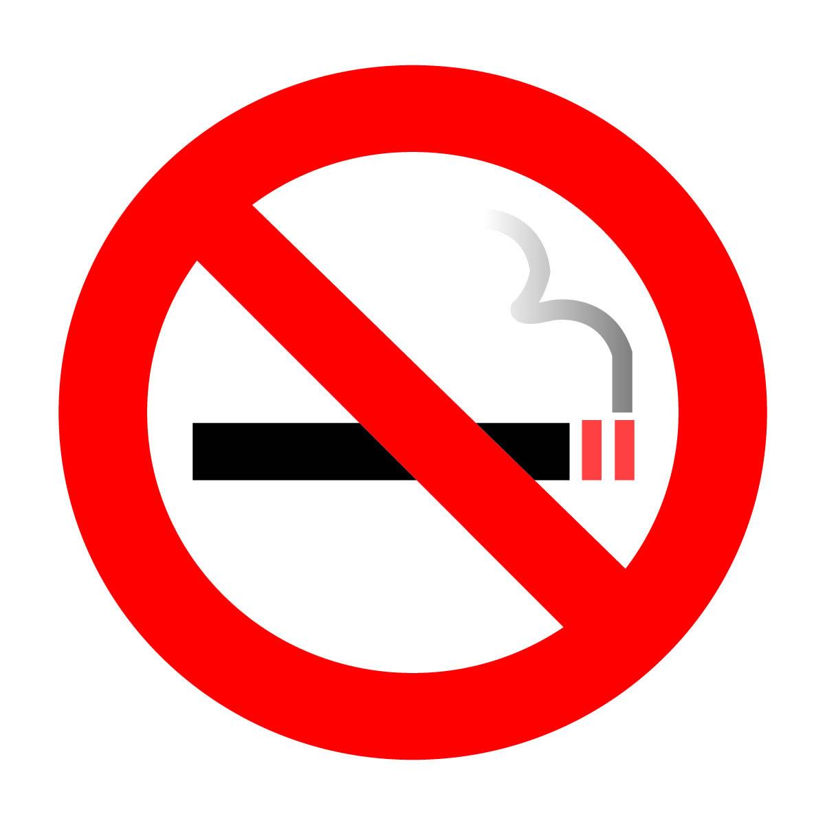 No Smoke.