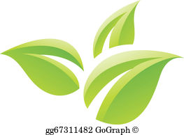Tobacco Leaf Clip Art.