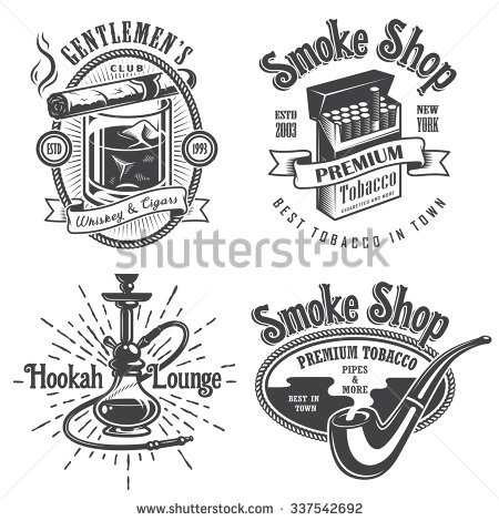 Cigar Stock Images, Royalty.