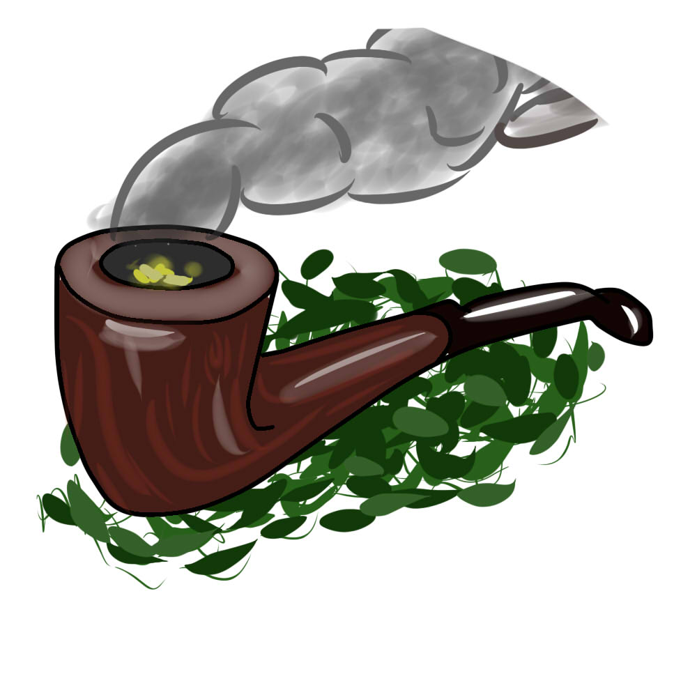 Tobacco Clipart by SA.