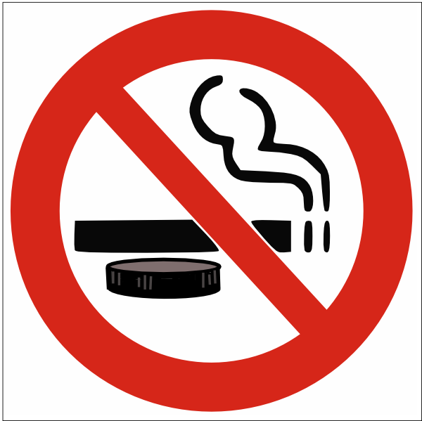 Tobacco Free Clip Art at Clker.com.
