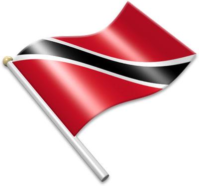 Trinidad and tobago flag clipart.