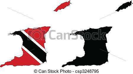 Tobago clipart.